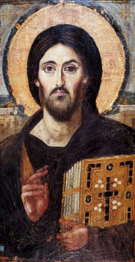 Sinai,_Christ_Pantocrator,_6th_century