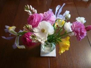 March bouquet 14