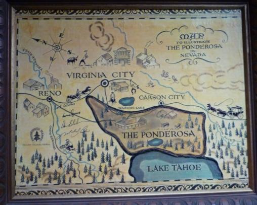 Ponderosa E of Tahoe