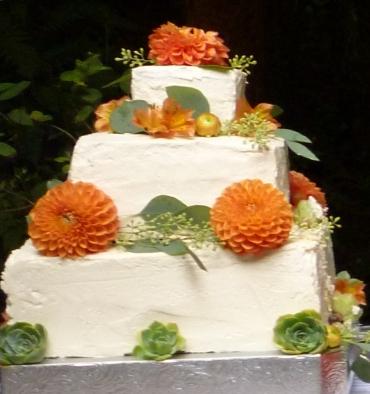 cake flowers Kate