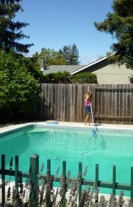 Maggie skim pool