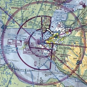 aviation map