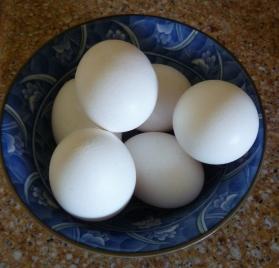 Chocolate Pud eggs