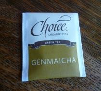 genmaicha bag