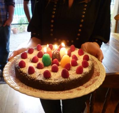 G b.d. cake 15 crp