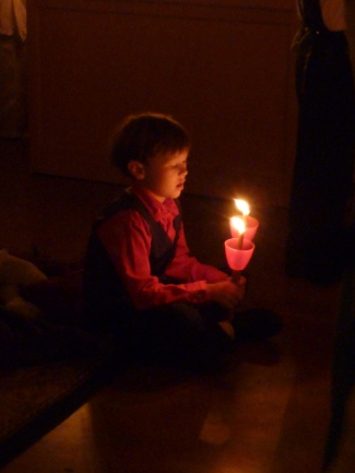 Pascha night TR 2012