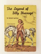 billy bluesage book