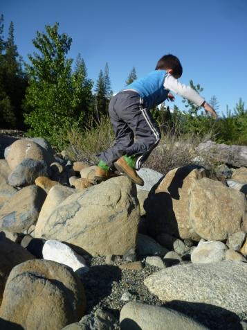 Scout leap Sac R 5-15