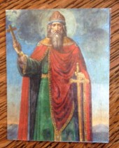 vladimir card from vladimir 1000 yrs