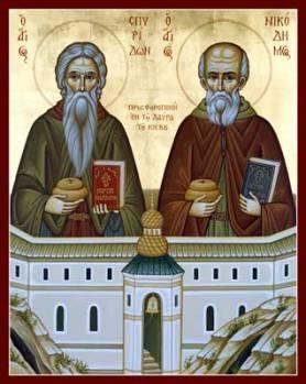 GL Spyridon & Nicodemus