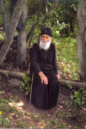 paisios of mt athos sitting