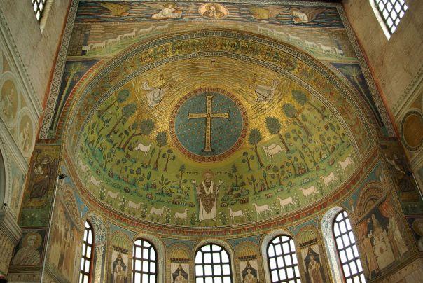 mosaic Ravenna Apollinare 6th wiki