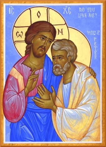 Peter Christ - do you love me