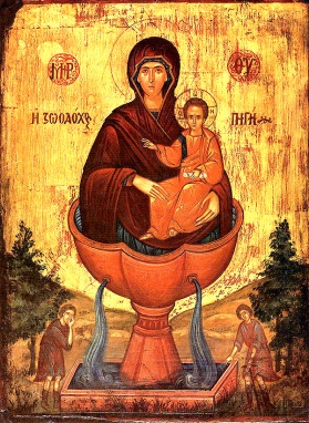 Theotokos lifegivingfount