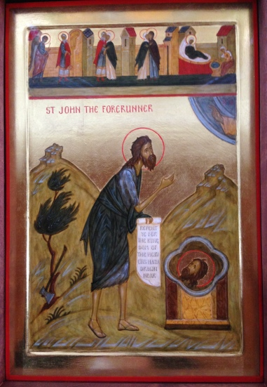 gl8 John the Baptist Forerunner new
